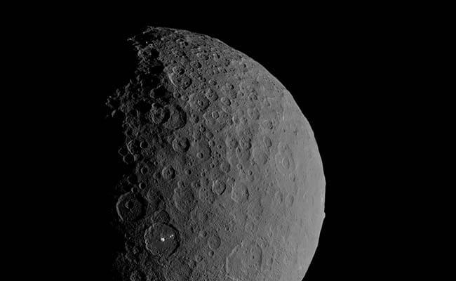 Dwarf Planet Ceres An