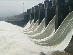 Karnataka Opens Dams As Water Level Rises After Heavy Rain