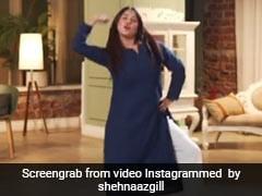Shehnaaz Gill ने 'ये देश है वीर जवानों का' पर किया शानदार डांस, Video शेयर कर बोलीं- ये मेरा देश है और...