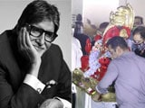 Video : Big B Back On <i>KBC</i> Sets, Salman Bids Adieu to Lord Ganesha, Warner Bros. 'FanDome' Event