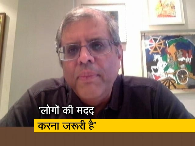Videos : GiveIndia के अध्यक्ष अमित चंद्रा ने कहा- कोरोना के समय हमने अच्छा काम किया है