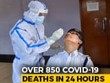 Video : Over 54,000 Covid Cases In India In 24 Hours, Total Cases Cross 17 Lakh