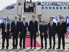 "Israel-UAE Flight May Start ""Historic"" Mideast Journey: White House Advisor"