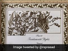 आज संविधान की इस मूल भावना को आप सभी से शेयर करने का मन हुआ : रविशंकर प्रसाद