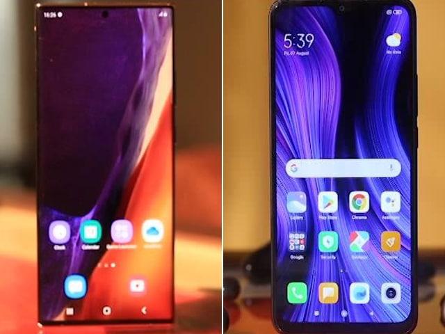 Video : Samsung Galaxy Note 20 Ultra, Redmi 9 Prime Review