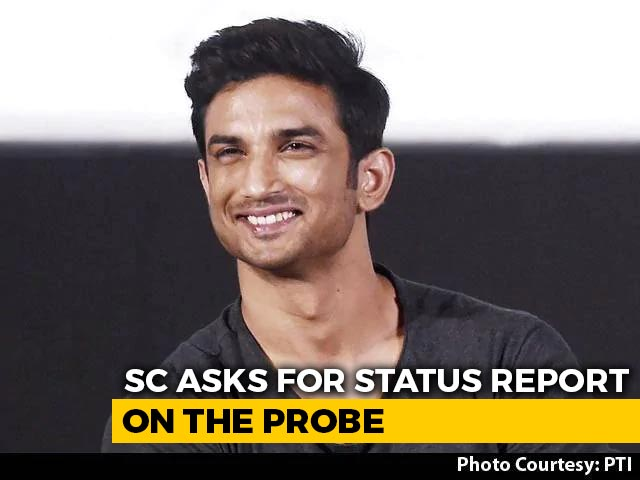 Video : Sushant Rajput Case: Truth Should Come Out, Says Top Court; CBI To Probe