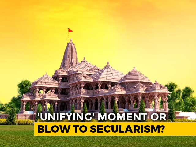 Video : Ayodhya 'Mega Event': Buried History?