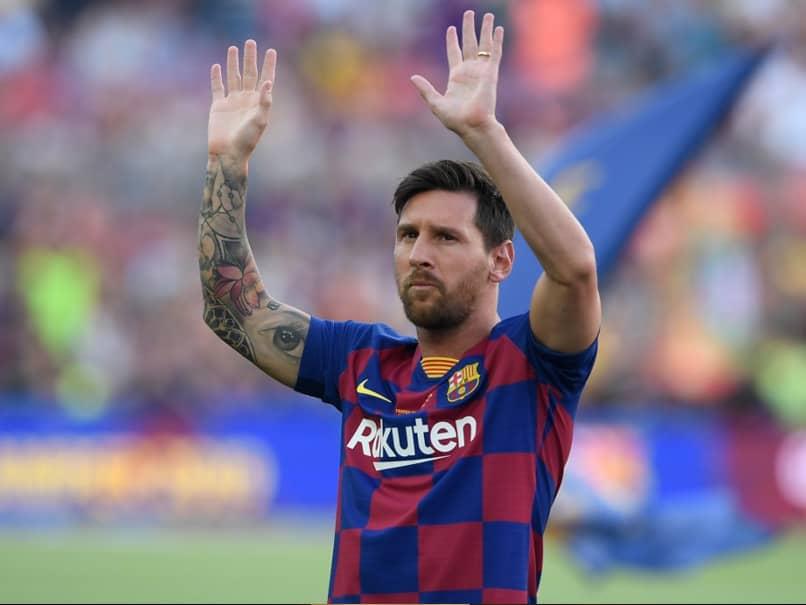 Lionel Messi In IPL? Talk Of Barcelona Exit Triggers Hilarious KKR Tweet