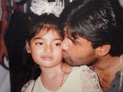 "On ""Wisest Teacher"" Suniel Shetty's Birthday, Daughter Athiya Shares Major Throwbacks"