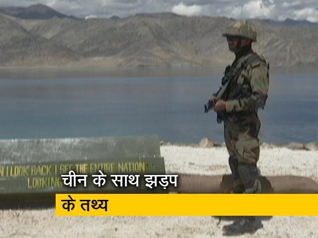 Video : भारतीय जवानों ने लद्दाख में चीनी सैनिकों से 17-20 घंटों तक लड़ी लड़ाई : आईटीबीपी