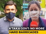 "Video : ""Not Berlin Wall"": Karnataka Minister On Barricading Containment Zones"