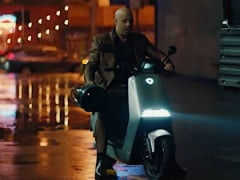Vin Diesel Stars In Yadea G5 Electric Scooter Ad