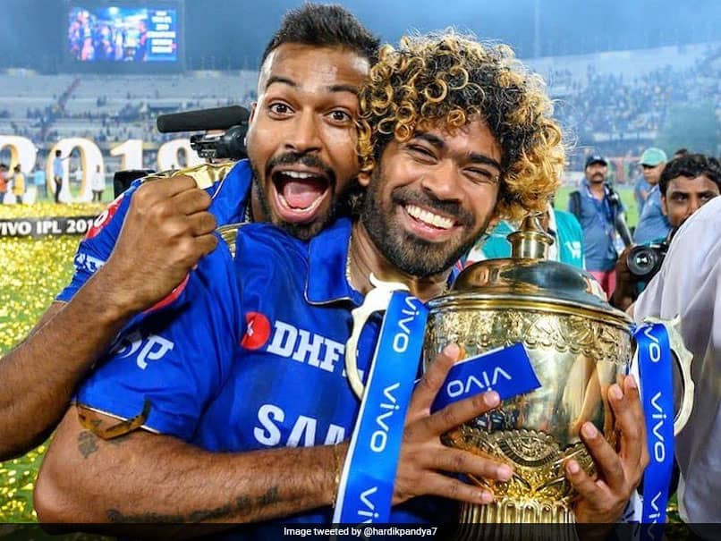 Mumbai Indians Give Touching Tribute To Lasith Malinga As He Retires From Franchise Cricket
