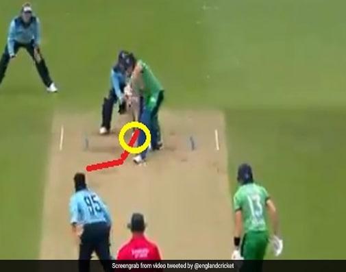 ENG Vs IRE: आदिल रशीद की जाल में फंसकर यूं बोल्ड हुआ बल्लेबाज, गेंद देखकर लोगों ने कहा,'नहीं बच सकता था ' Video