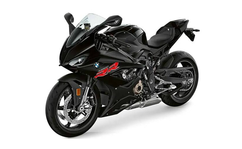 The 2021 BMW S 1000 RR will be available in an all-black colour shade
