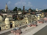 Video : Ayodhya Set For Ground-Breaking Ceremony For Ram Temple