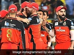 Virat Kohli Can't Wait For IPL To Start, Shares Photos With RCB Teammates