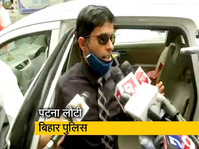 Videos : मुंबई में मुझे नहीं, सुशांत मामले की जांच को क्वॉरंटीन किया गया: विनय तिवारी