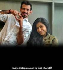 'We Keep This Love In A Photograph': Chahal's Adorable Pic With Fiancee