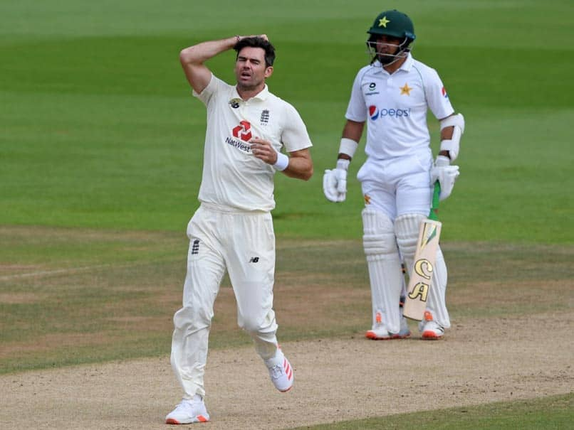 England vs Pakistan 3rd Test: James Anderson Kept Waiting For 600th Wicket As Pakistan Frustrate England