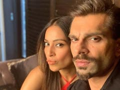 "Bipasha Basu Says Kissing On Screen Is ""Scary"" But Having Karan Singh Grover As Co-Star Helps"