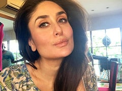 Kareena Kapoor's Unique Birthday Cake Is The Best Thing In The Party Pics Shared By Karisma Kapoor