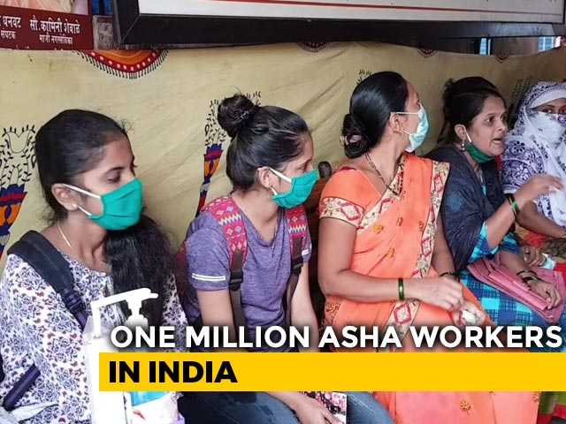 Video : In COVID-19 Battle, Mumbai's Army Of Women Also Fight Discrimination