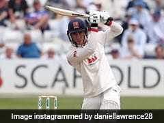 England's Dan Lawrence Out Of 2nd Pakistan Test Due To Family Bereavement