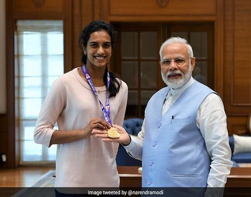 PM Modi Thanks Women Sports Stars As They Wish Him On Raksha Bandhan