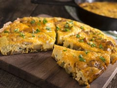 This Eggs And Mashed Potatoes Frittata Is A Must-Try Dish For Breakfast (Recipe Inside)