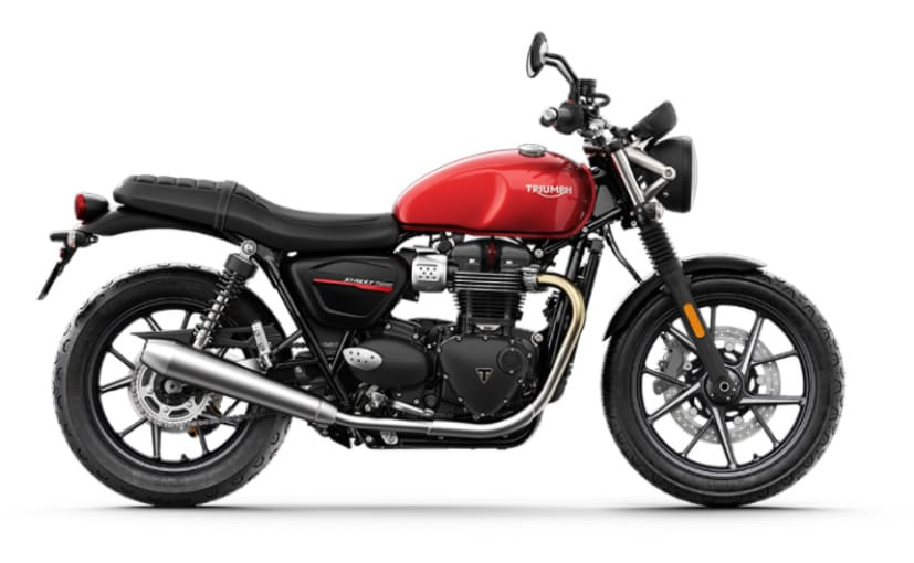 Apart from the BS6 engine, nothing else changes on the 2020 Triumph Street Twin