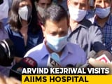 "Video : ""Shaken Me To The Core"": Arvind Kejriwal Condemns 12-Year-Old's Rape"