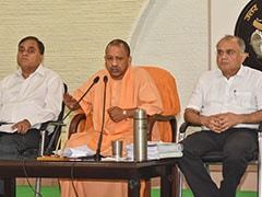 "Row Over Yogi Adityanath's ""Won't Attend"" Mosque Inauguration Remark"