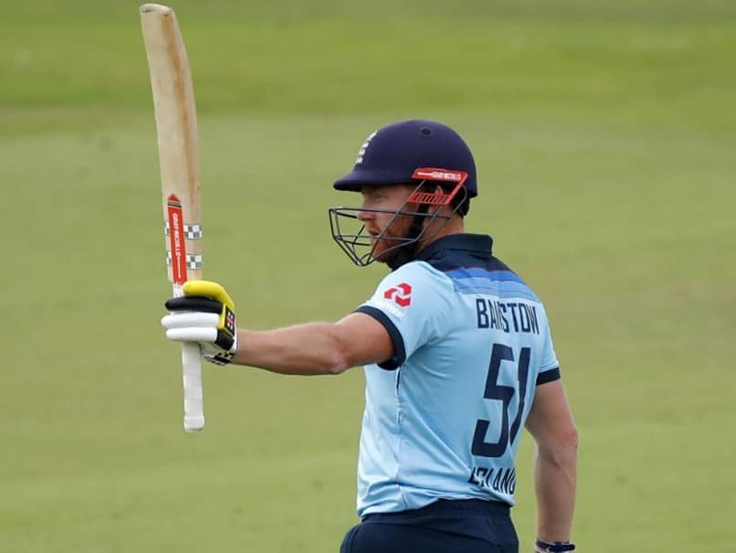 Jonny Bairstow Stars As England Beat Ireland In 2nd ODI To Clinch Series