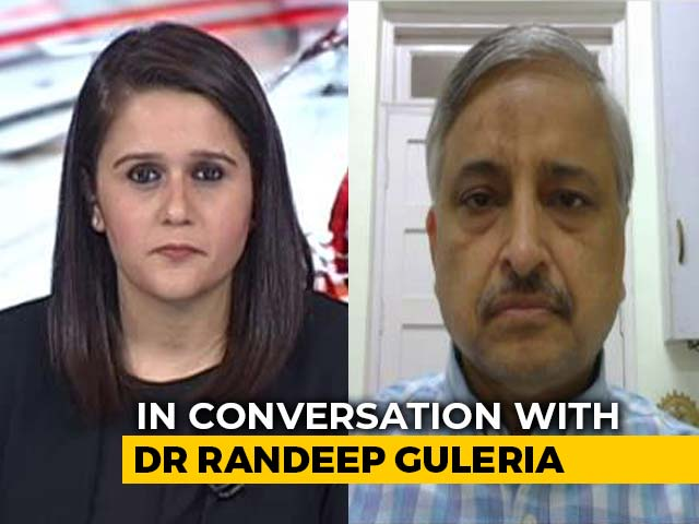 Video: Why Is India Experiencing Spike In COVID-19 Cases?  Dr Randeep Guleria Explains
