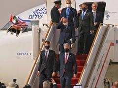 US-Israeli Delegation Led By Jared Kushner Lands In Abu Dhabi