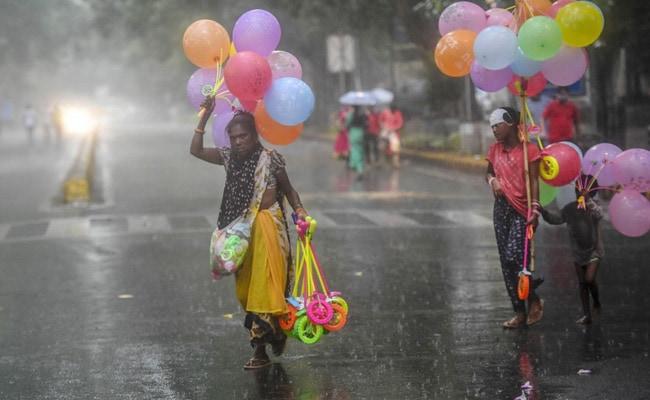 Heaviest Spell Of This Monsoon Season Leaves Delhi Waterlogged