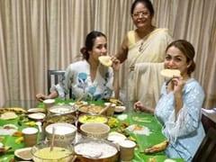 Onam 2020: Inside Malaika Arora's Festivities With Sister Amrita And Family. See Pics