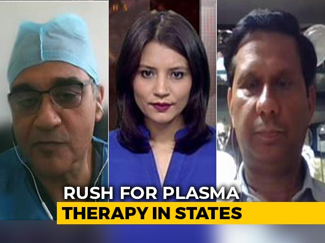 Video: How Effective Is Plasma Therapy?