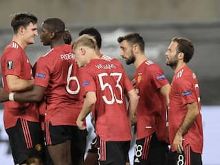 Europa League: Bruno Fernandes Penalty Lifts Manchester United Past Dogged Copenhagen