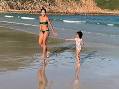 """Lisa Haydon Shares Stunning Pics From Her """"Island Life."""" Can You Guess The Location?"""