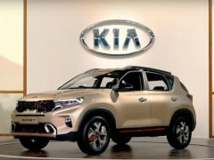 Kia Sonet Subcompact SUV Makes World Debut