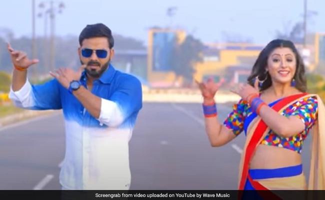 Bhojpuri Song: पवन सिंह ने 'तोहरा गालिया के डिम्पल' गाने से मचाया धमाल, अल्का सिंह पहाड़िया संग खूब जमी जोड़ी