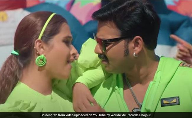 Bhojpuri Song: पवन सिंह और काजल राघवानी के भोजपुरी सॉन्ग ने मचाई धूम, Video एक करोड़ के पार