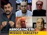 Video : 'New Kashmir': Reality Check