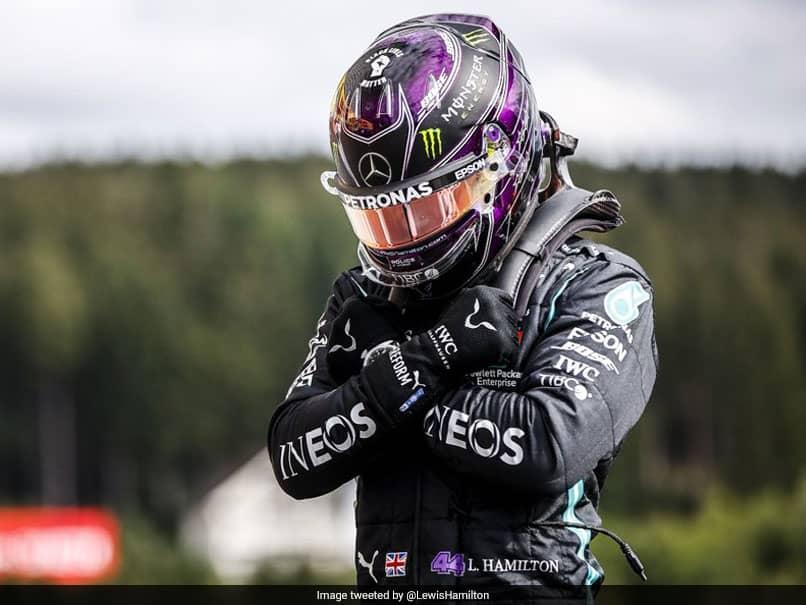 Majestic Lewis Hamilton Wins In Belgium To Close In On Michael Schumacher Record