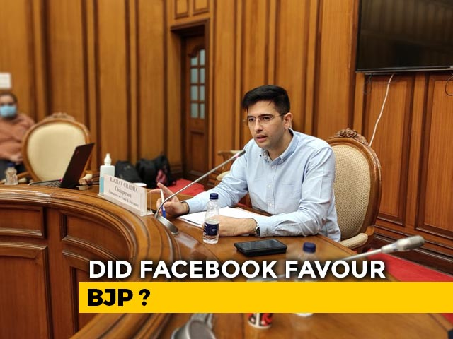 Video : Top News Of The Day: Delhi Assembly Panel To Question Facebook Officials