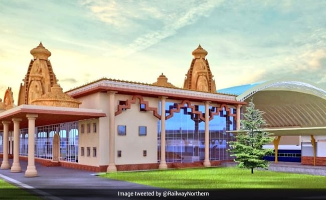 Phase 1 Of New Ayodhya Station, Modelled On Ram Temple, To Be Completed By June 2021: Railways
