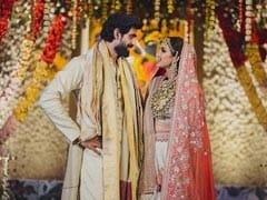 Miheeka Bajaj's Post For Husband Rana Daggubati Will Turn You Into Mush. Bonus: More Wedding Pics