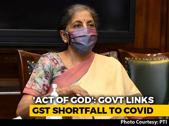 "Video : Covid ""Act Of God"", We May See Economy Contract: Nirmala Sitharaman"